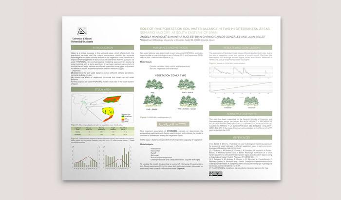 diseño de póster científico